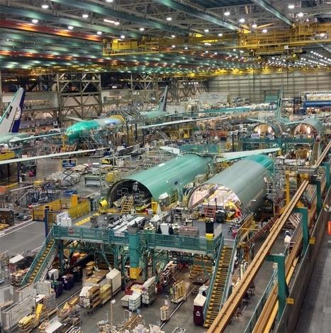 @Boeing Factory Tour | #Technology | Scoop.it
