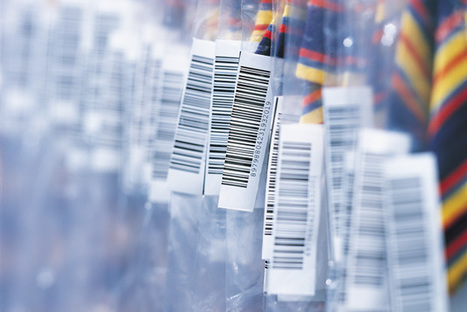 How the Bar Code Took Over the World | Everything from Social Media to F1 to Photography to Anything Interesting | Scoop.it