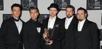 MTV Video Music Awards : N-Sync reconstitués - Le Soir | victor1 | Scoop.it