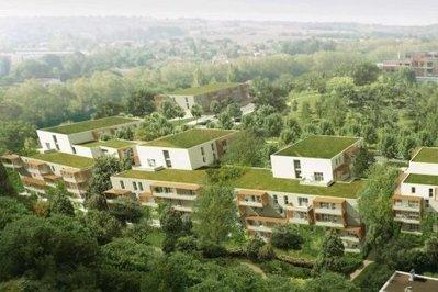 Ramonville. L'écoquartier Maragon Floralies prend de la hauteur   territoires durables   Scoop.it