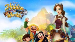 Disney Hidden Worlds: Neues CasualGame angekündigt - Newsslash.com | Games Market Overview | Scoop.it