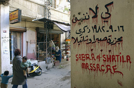 Gaza Hospital: Beirut | Current Events - History of the Middle East | Scoop.it