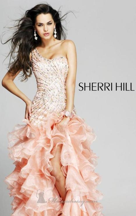 Sherri Hill 3848 Dress - MissesDressy.com | GonPin.me | My Fasion 101 | Scoop.it