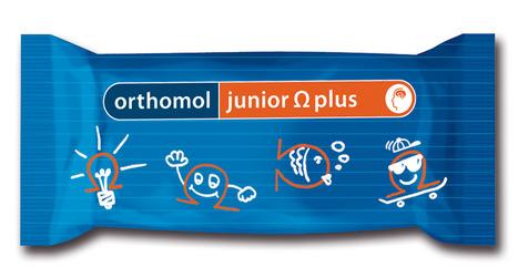Brain-Power für helle Köpfe - Orthomol junior Omega plus - Kinderartikel - Ein Blick auf Produktneuheiten | 123Bambini | Kinderartikel | Scoop.it