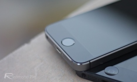 Which Body Parts Can Be Used With iPhone 5s Touch ID? [VIDEO] | iPhone 5s | Scoop.it