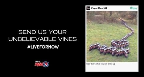 Pepsi Displays Best Fan Vines On Their Billboards - PSFK | Radio Show Contents | Scoop.it