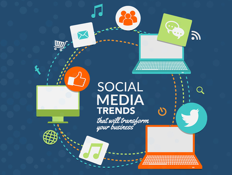 6 Social Media Trends That Will Transform Your Business | Entrepreneur Bookstore | Scoop.it