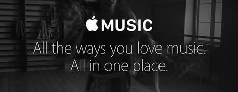 Apple Music: Bringing Revolution to Music Streaming Service | Mobile Technology | Scoop.it