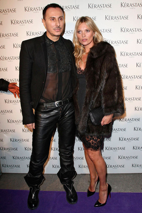 Kate Moss Turns On The Style At Kerastase Launch In London | London Women | Scoop.it