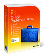 Microsoft Office 2010 Professional 1 User Full Retail Download | Best Seller Products.... | Scoop.it