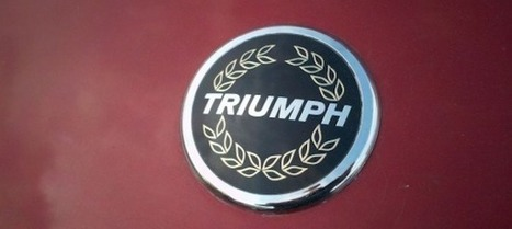 BMW could revive the Triumph brand | Corporate Identity | Scoop.it
