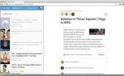Potluck. Nouveau réseau social pour partager des liens | Gestion de l'information | Scoop.it