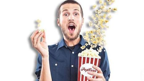 Las palomitas del cine engordan más y contienen más sal que dos hamburguesas con queso | Biología de Cosas de Ciencias | Scoop.it