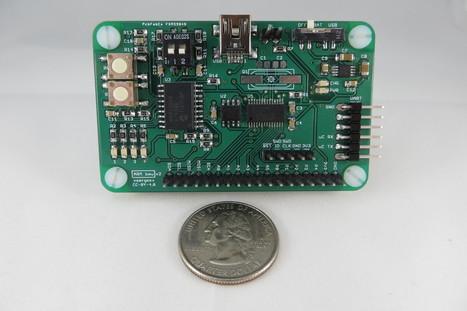 ARM-BMW, The Open Hardware Cortex-M0 Development Board | Raspberry Pi | Scoop.it