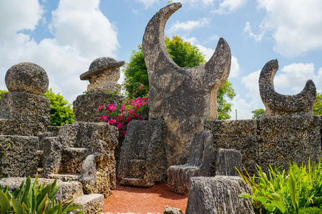 Coral Castle   Tribute to Love in Limestone   Miami   Review   Photo   Travel   Scoop.it