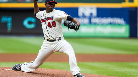 BREAKING: Braves, Julio Teheran agree to six-year, $32.4 million extension | ChopThoughts | Scoop.it