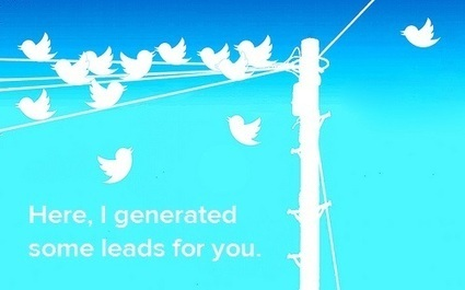 Twitter Introduces Lead Generation 'Cards' to Collect Leads From Tweets | SM | Scoop.it