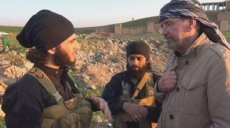 "Un journaliste allemand ""embedded"" avec Daesh - BFMTV.COM | Journalistes de guerre | Scoop.it"