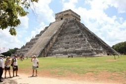 The Kukulkan Pyramid (The Castle) in Chichen Itza, Part 2 | Travel Moments In Time | Random Travel Destinations | Scoop.it