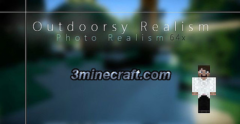 Outdoorsy Realism Resource Pack for Minecraft 1.6.3/1.6.2 | Minecraft Resource Packs 1.7.10, 1.7.2 | Scoop.it