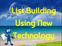 List Building Secrets Cubed! | Allround Social Media Marketing | Scoop.it