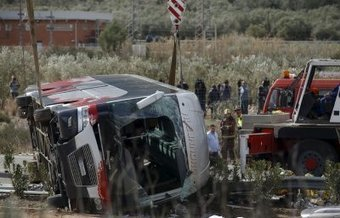 Spain bus crash: Students from Italy, Germany and France among those killed in Catalonia - IB Times | AC Affairs | Scoop.it