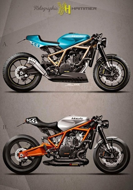 Now what? | Cafe Racer | Scoop.it