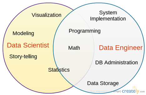 Data Scientist vs Data Engineer | EEDSP | Scoop.it