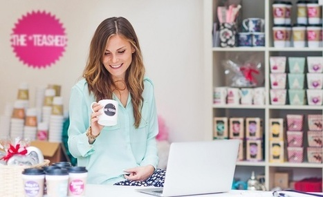 Young entrepreneurs: Jules Quinn, The *Teashed | All About Business | Scoop.it