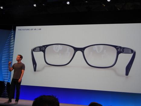 Zuckerberg: Future VR and AR gadgets will look like ordinaryglasses | ekokooistra | Scoop.it