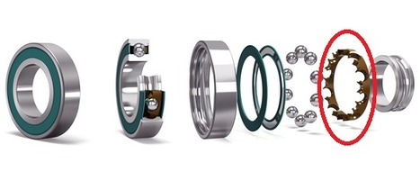 Ball Bearing with Plastic Cages | Ball Bearing Supplier | Scoop.it