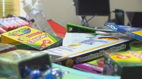 """Pamlico County Sheriff's Office hosts school supplies drive for local kids 