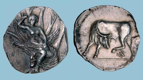 Records mondial battu pour une monnaie grecque antique | Mundo Clásico | Scoop.it