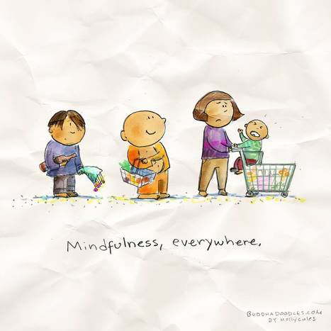 http://crocuscoaching.co.uk/mindfulness/ | Mindfulness... Mindful or Mind full? | Scoop.it