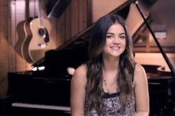 'Pretty Little Liars' Star Makes Her Introduction as Country Singer Lucy Hale | Country Music Today | Scoop.it