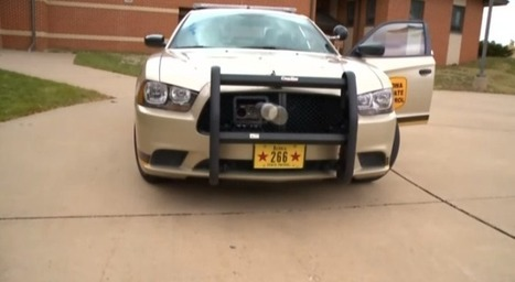 Police firing GPS tracking 'bullets' at cars during chases | CNET News | Police | Scoop.it