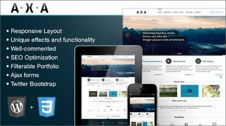 Responsive Web Design - an Emerging Design Trend for 2013 - WiniThemes | winithemes | Scoop.it
