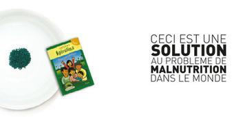 Antenna Technologies France au Salon des Solidarités - Carenews | spiruline | Scoop.it
