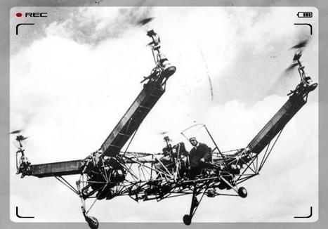 El multicoptero - Huesca Drones   Cuéntamelo España   Scoop.it