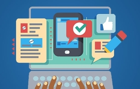 The Rise of Social Media as a Career (Infographic) | police news and crime news | Scoop.it