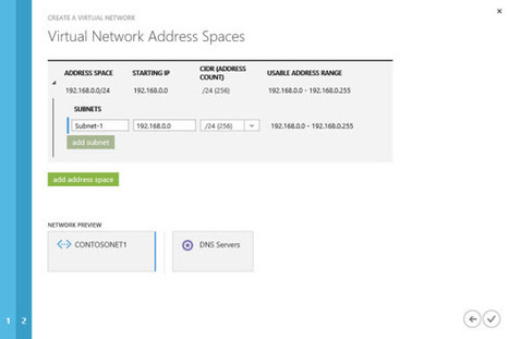 Build Windows Server 2012 R2 DC in Azure: IP Addressing | Nova Tech Consulting S.r.l. | Scoop.it