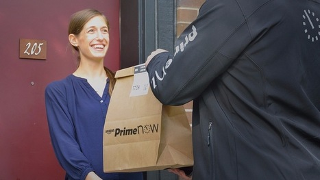 Amazon goes Uber with Flex delivery service | Real Estate Plus+ Daily News | Scoop.it