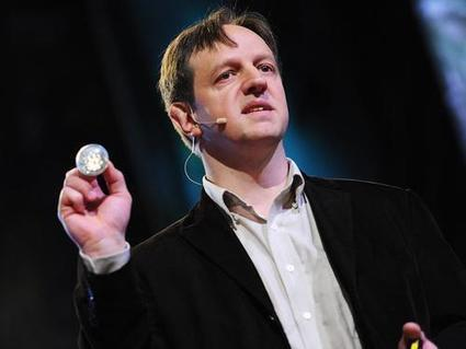 A breakthrough new kind of wireless Internet #tedtalk | MobileWeb | Scoop.it