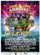 Festival Les Courants Amboise | Vacances en Touraine Val de Loire (37) | Scoop.it