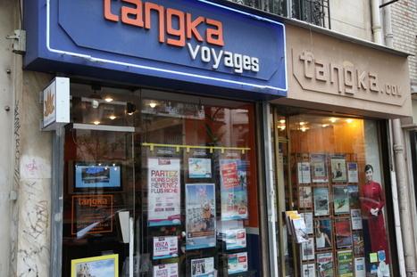 II. - Web-to-shop : le cas pratique de Tangka Voyages à Paris | Tourisme et Loisirs et Communication Digitale | Scoop.it