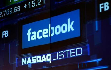 Facebook to be part of Nasdaq 100 index   Business News - Worldwide   Scoop.it