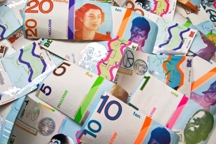 David Bowie Featured On Local London Currency - PSFK | Peer2Politics | Scoop.it