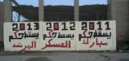 Egypte – le gouvernement tente de désamorcer les manifestations du 25 | Égypt-actus | Scoop.it