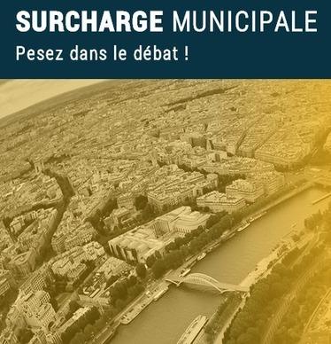 Surcharge Municipale - Withings | Visualiser ses données, décider clairement | Scoop.it