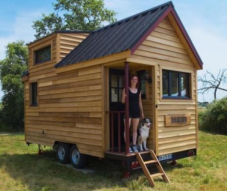 «Tiny House», un logement économique et écologique   Travaux maison, rénovation, extension...   Scoop.it